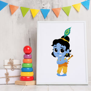 SIGNATURE COLLECTION - Little Hindu Deities - Art Prints