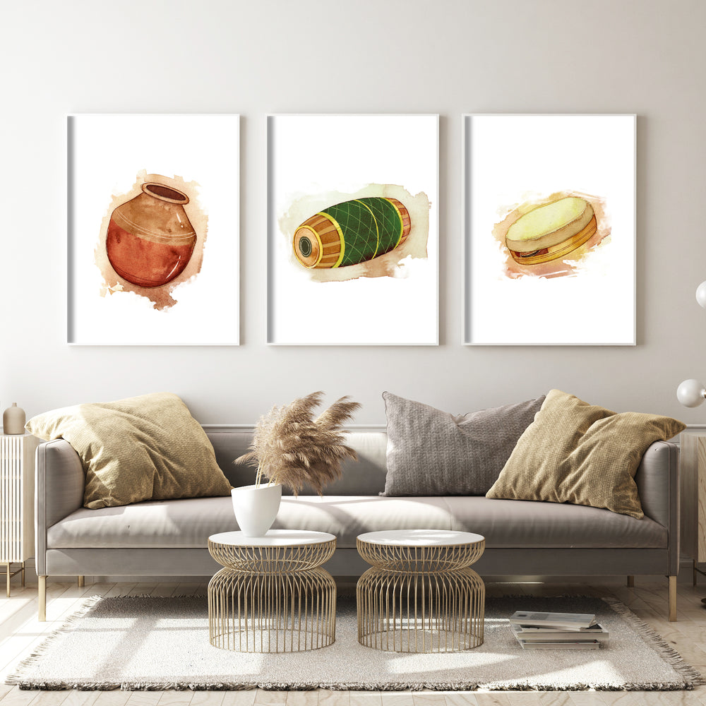 SIGNATURE COLLECTION - Carnatic - Art Prints