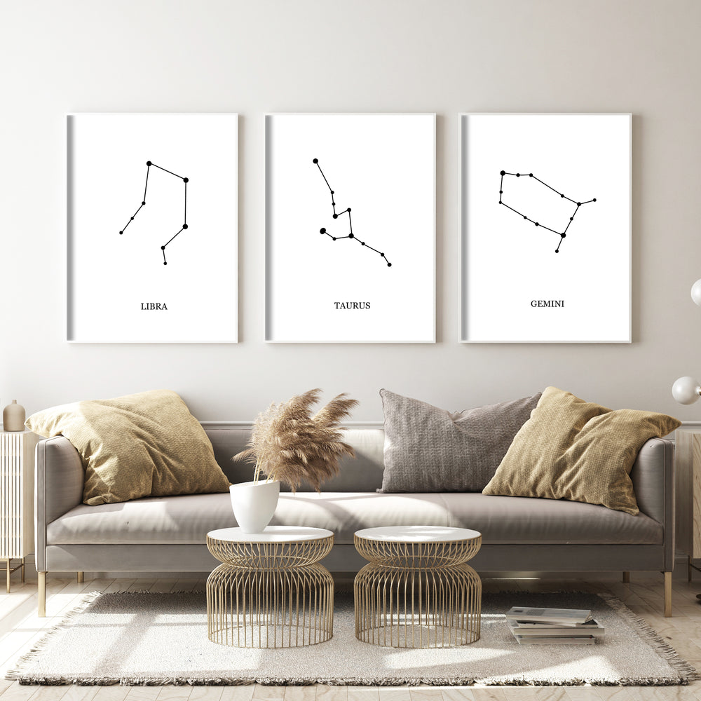 Constellations - Art Prints