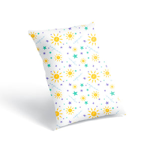 SIGNATURE COLLECTION - Her Sun & Stars - Floor Pillow