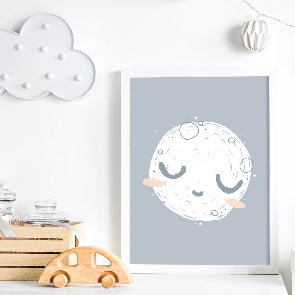 Load image into Gallery viewer, Goodnight Moon - Art Prints