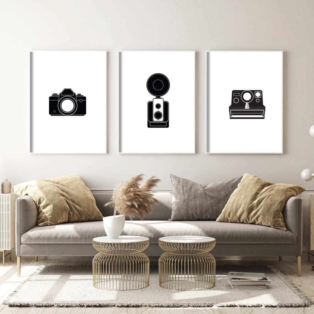Hipster - Art Prints