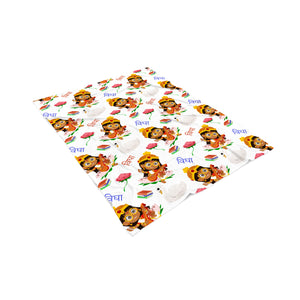 SIGNATURE COLLECTION - Little Saraswathi - Blanket