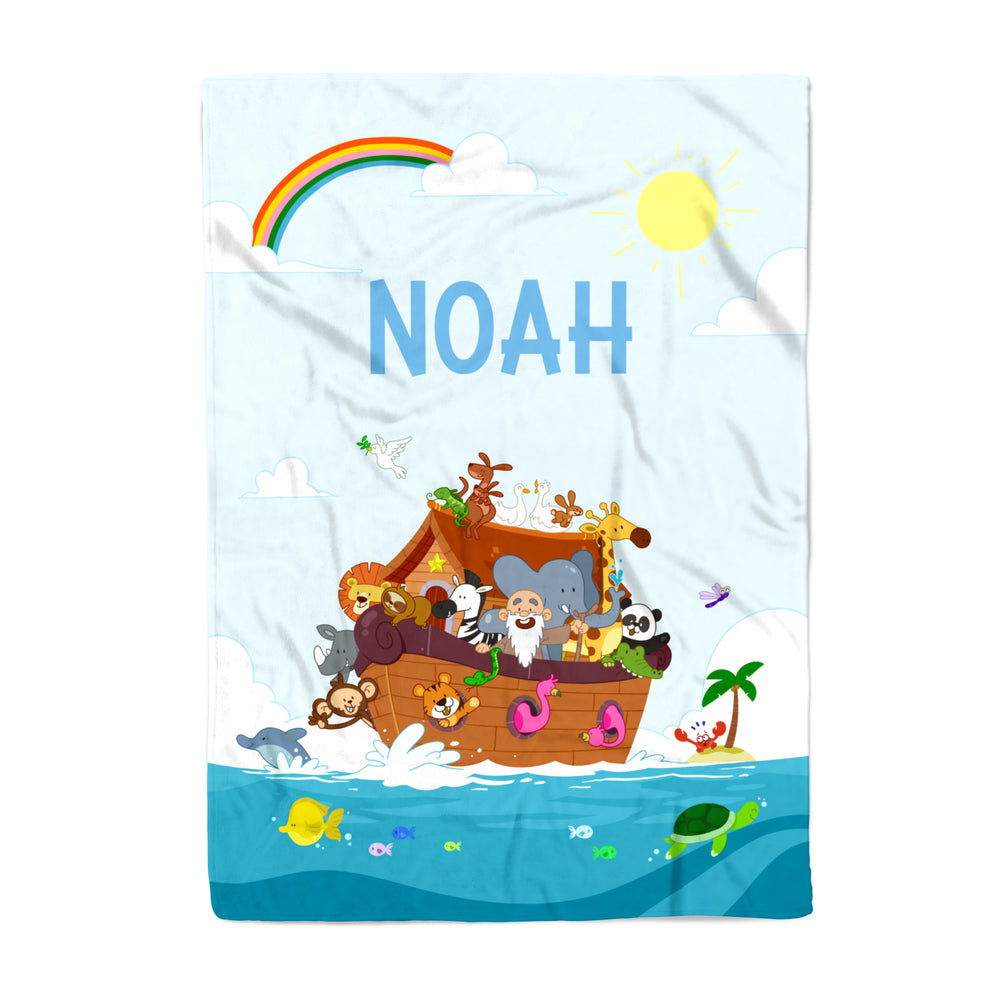 SIGNATURE COLLECTION - Noah's Ark - Blanket