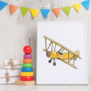 Load image into Gallery viewer, Planes - Art Prints