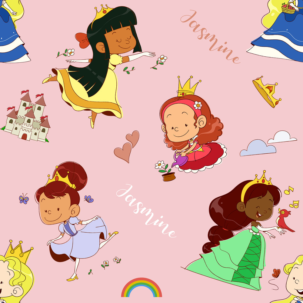 Princesses - Blanket
