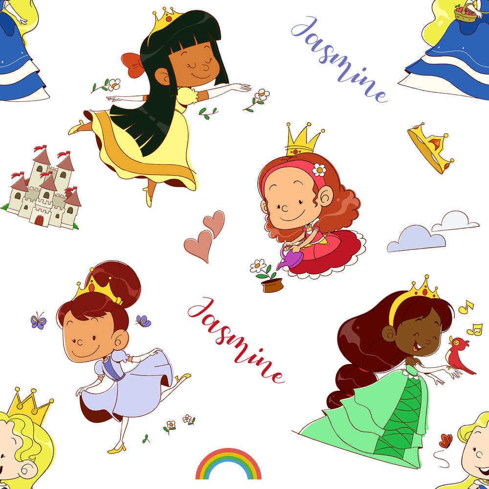 Load image into Gallery viewer, Princesses - Floor Pillow