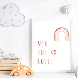 Rainbows - Art Prints