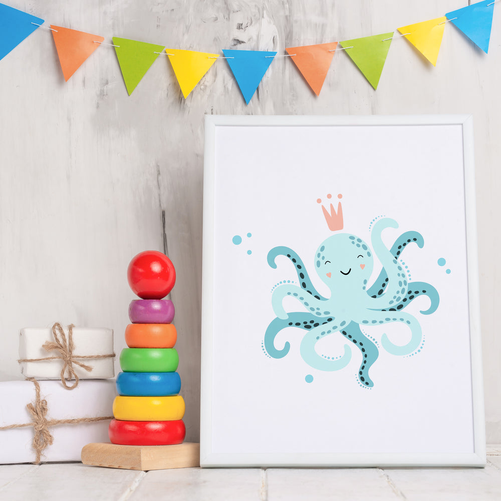 Load image into Gallery viewer, Sea Creatures - Art Prints
