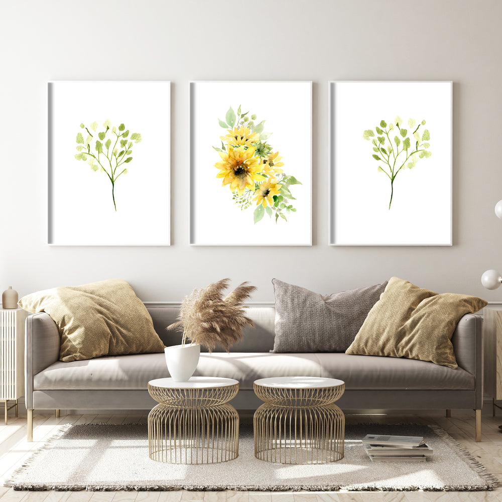 Load image into Gallery viewer, Sunflowers - Art Prints