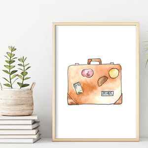 Load image into Gallery viewer, Travel - Art Prints