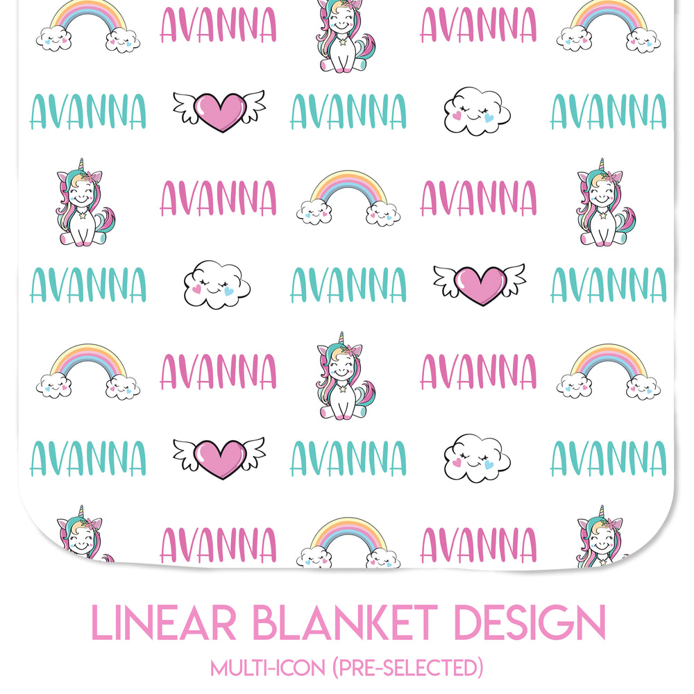 Unicorns - Blanket