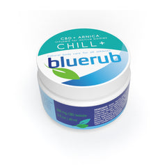 CBD-infused powerful cooling relief gel