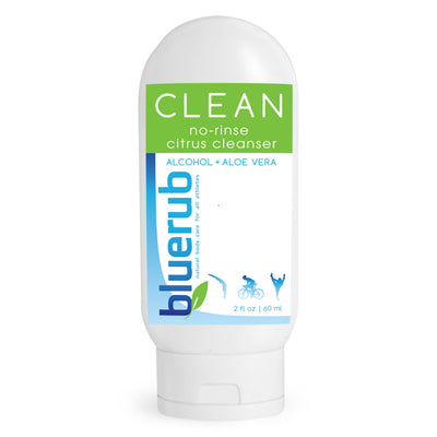 CLEAN is a truly hydrating no-rinse hand and surface instant cleanser.