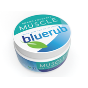 Muscle recovery from bluerub