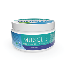 MUSCLE, the icy-hot sensation will ease your muscles and speed your recovery time.