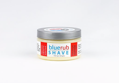 vegan, rich, foam-free shave cream