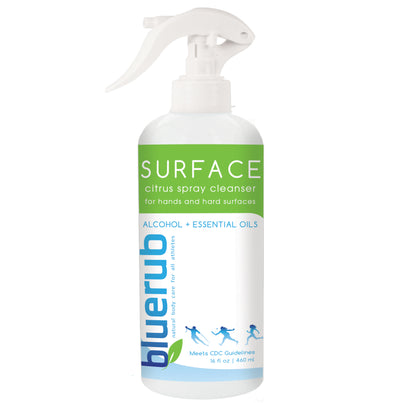 hand and surface sanitizer spray