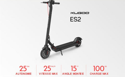 Electrical scooter KUGOO ES2