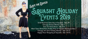 Squasht Holiday Events 2019