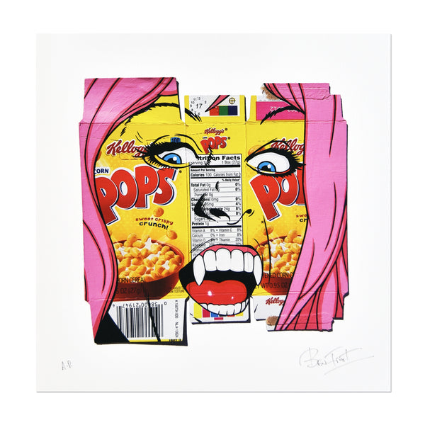 Ben Frost - Popsacrafice | PRINTS AND PIECES