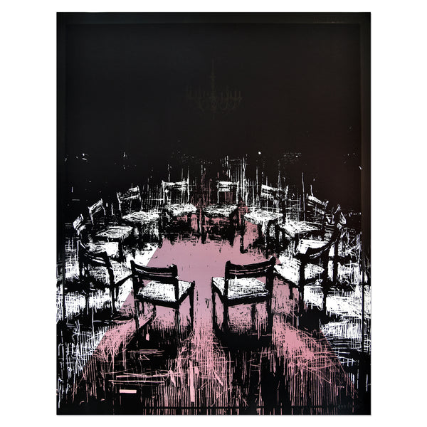 Gonzalo Borondo - Coïncidence | PRINTS AND PIECES