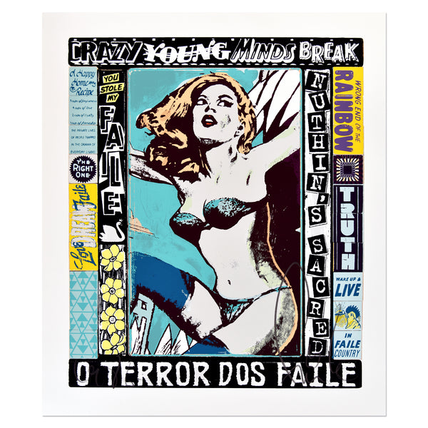 Faile - The Right One, Happens Everyday | PRINTS AND PIECES