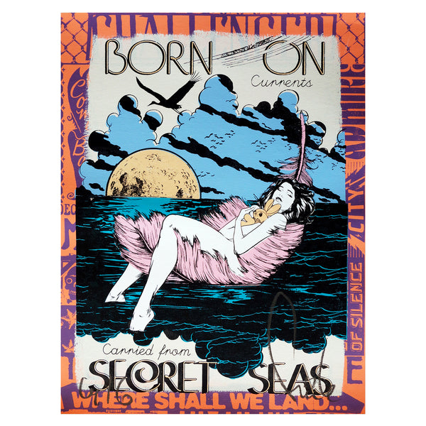Faile - Secret Seas | PRINTS AND PIECES