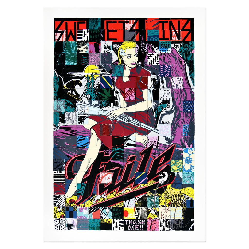 Faile - Sweet Sins Brooklyn | PRINTS AND PIECES