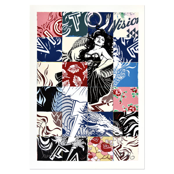 Faile - Visions Victoire | PRINTS AND PIECES
