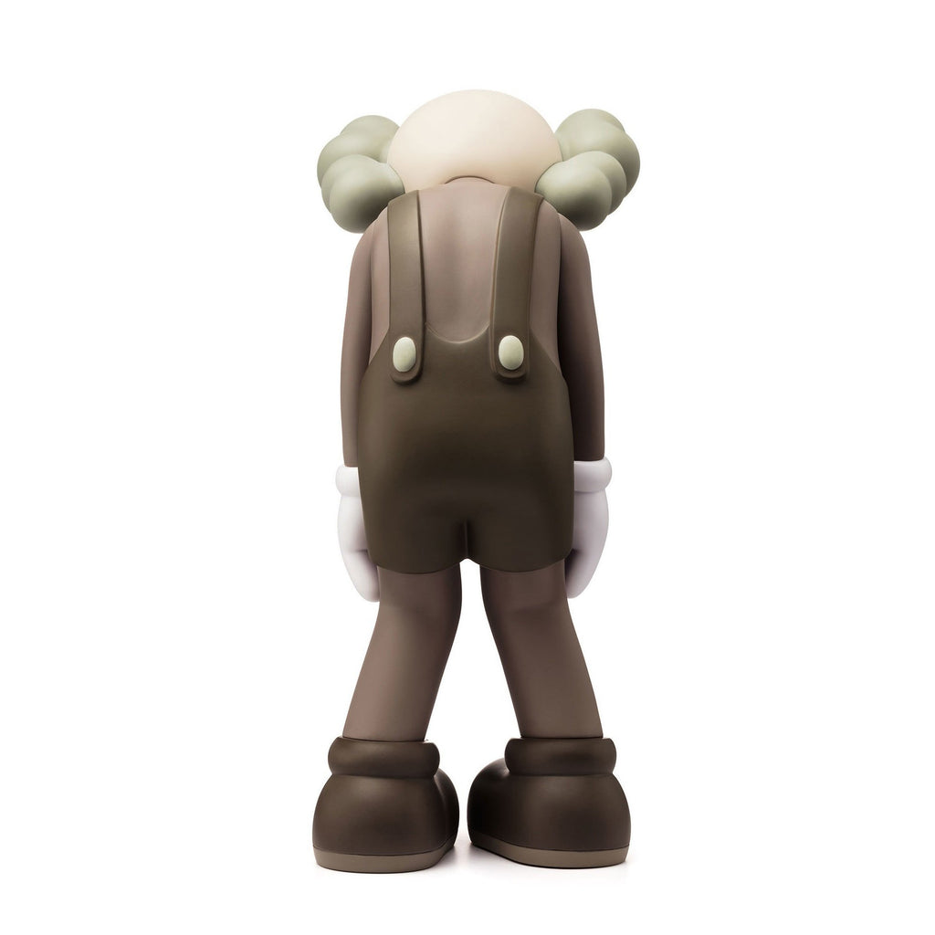 Kaws - Small Lie (Brown) | PRINTS AND PIECES