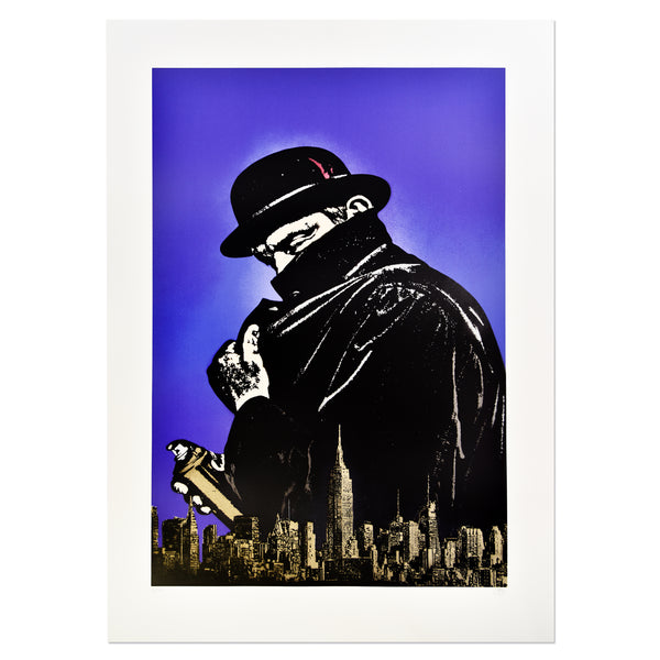 Nick Walker - Gotham Vandal | PRINTS AND PIECES