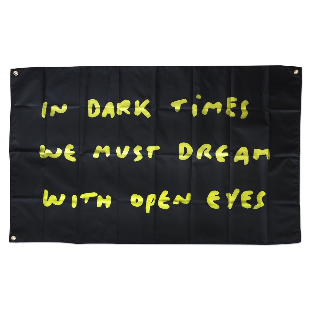 Nico Vascellari - In Dark Times We Must Dream With Open Eyes
