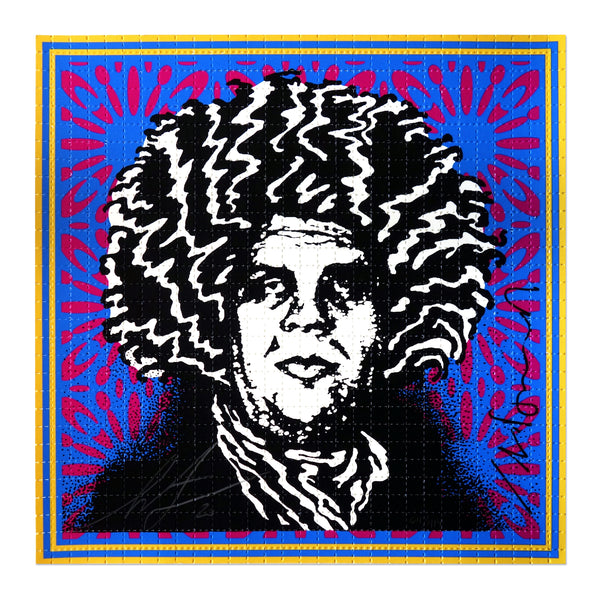 Shepard Fairey - Psychedelic Andre - 92 OBEY Blotter Variant
