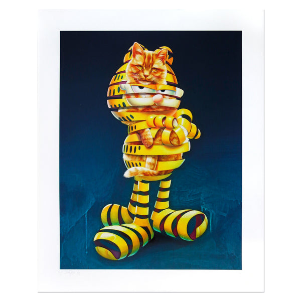 Super A - Garfield Trappes Series | PRINTS AND PIECES