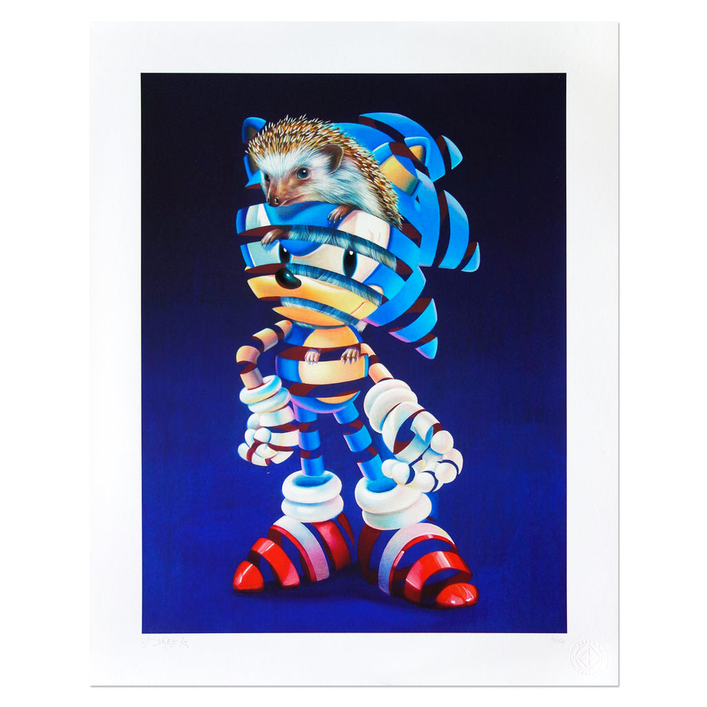 Super A - Sonic Trapped Series | PRINTS AND PIECES