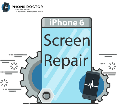 iPhone Glass only repair
