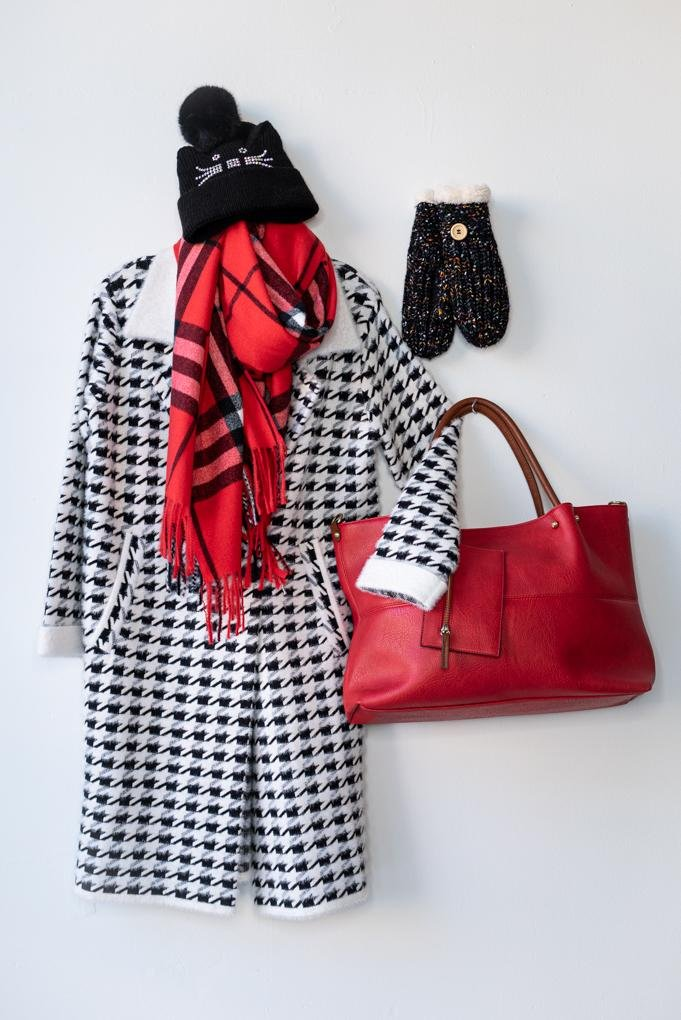 Houndstooth & Plaid | The Wardrobe