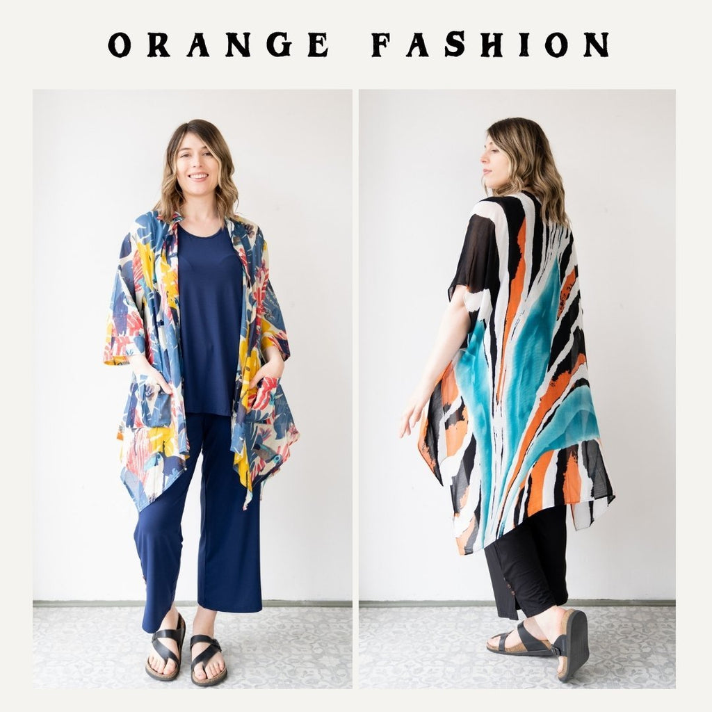 Orange Fashion | The Wardrobe