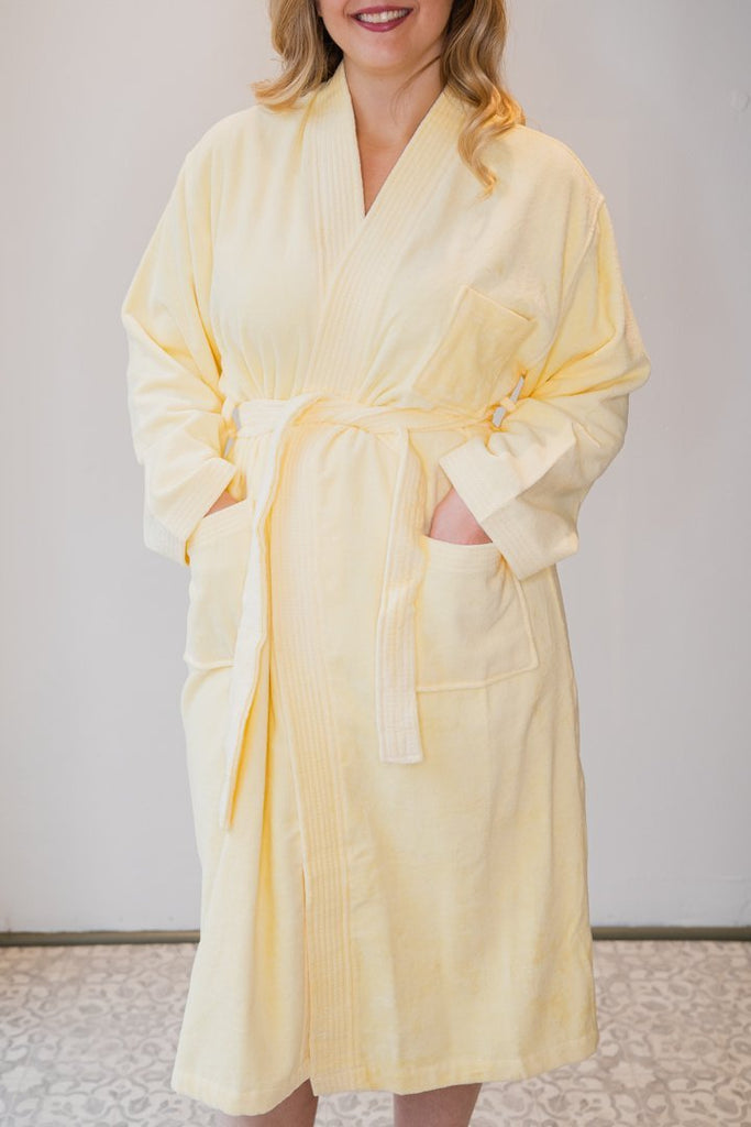 100% Cotton Robe - The Wardrobe