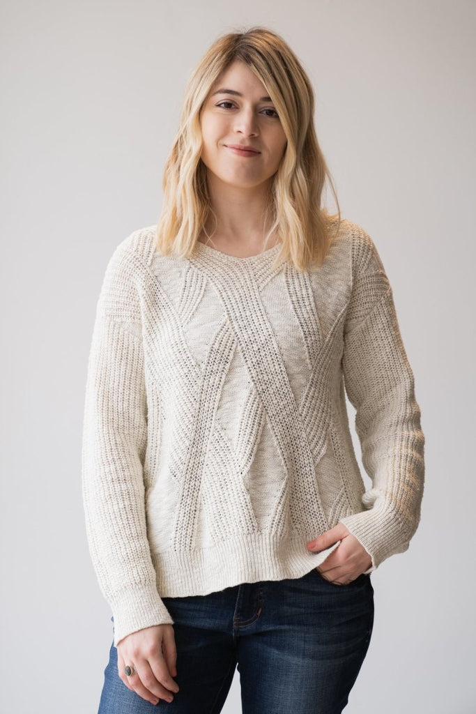 Beautiful Moments Pullover - The Wardrobe