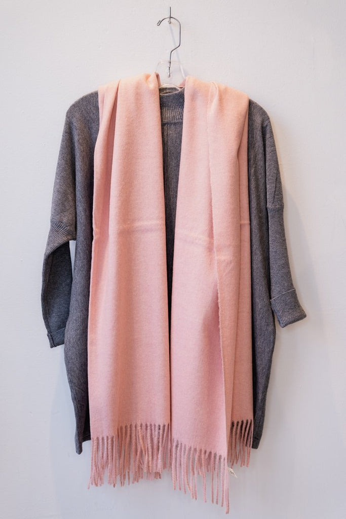 Blush Pink Scarf - The Wardrobe