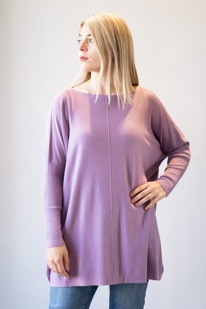 Boat-Neck Tunic - The Wardrobe