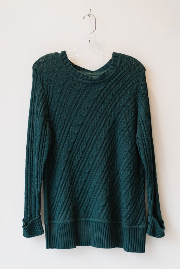 Bylse Cable Knit Sweater - The Wardrobe
