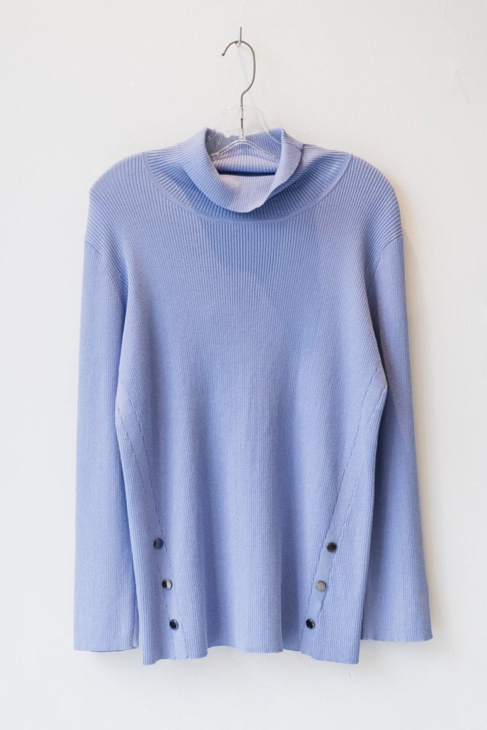 Bylse Turtle Neck Top - SIZE XXL - The Wardrobe