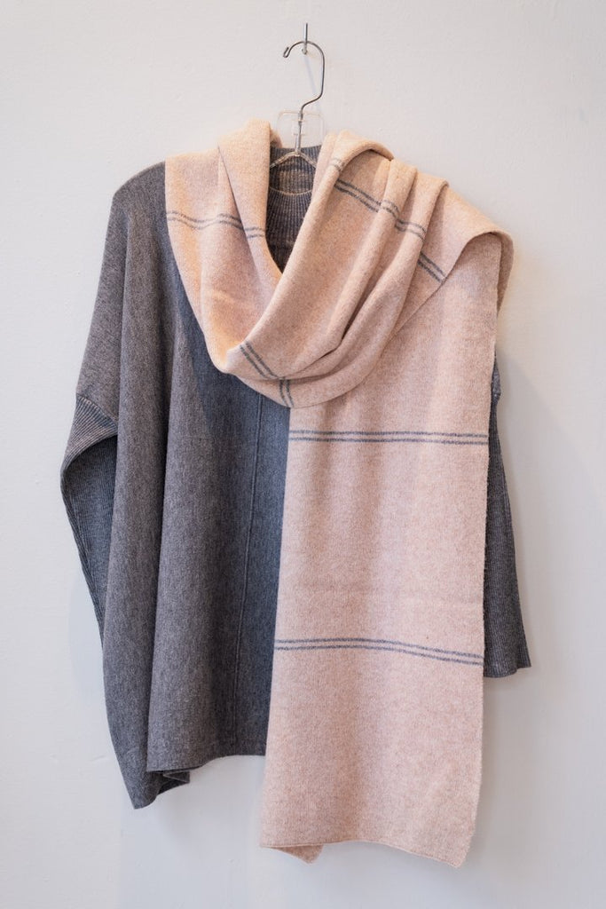 Cashmere Blend Scarf - The Wardrobe