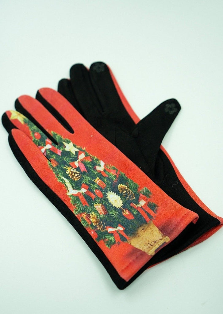 Christmas Tree Glove - The Wardrobe