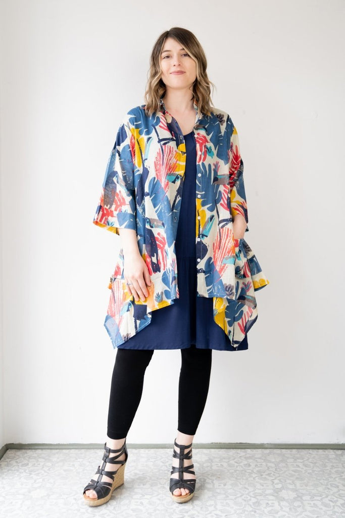 Cotton Tunic - Tucan - The Wardrobe