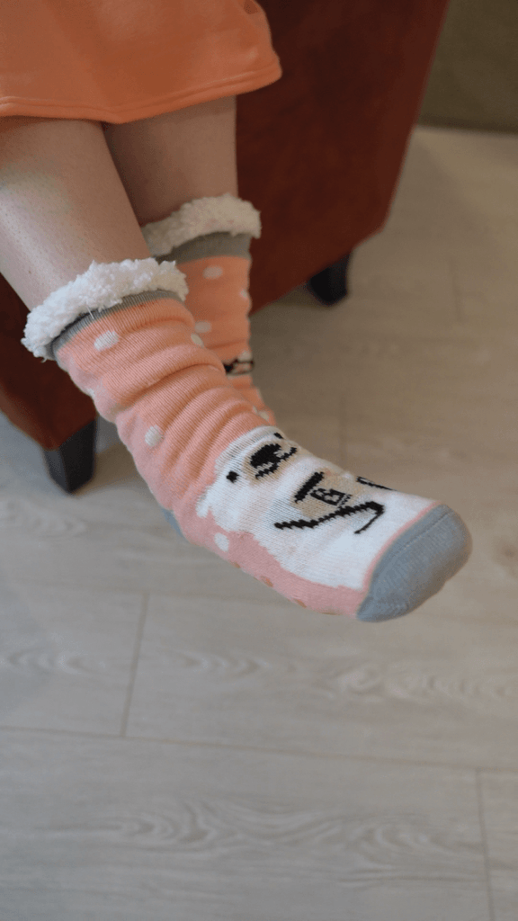 Cozy Reading Socks - The Wardrobe