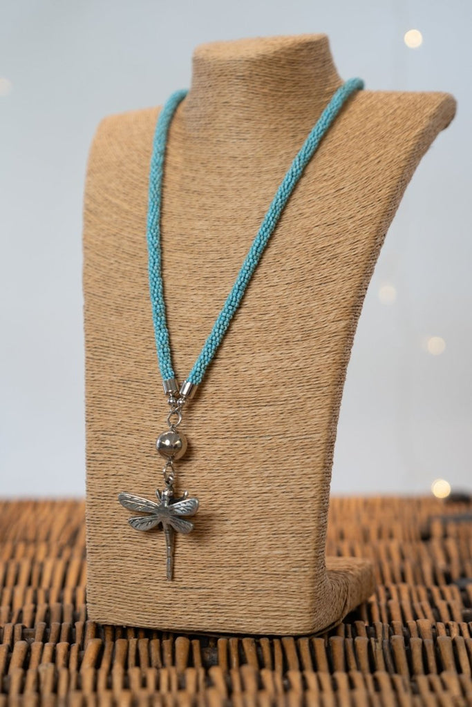 Dragonfly Necklace - The Wardrobe